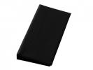 ,visitekaartmap Sigel zwart voor 200 visitekaarten tot       90x58mm