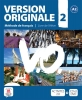 ,<b>Version Originale 2 - Livre de l`�l�ve + CD + DVD</b>