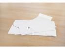 ,envelop Raadhuis Securitex 305x406x51mm wit doos met 100    stuks