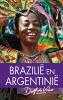 Dolf de Vries,Brazilie en Argentinie