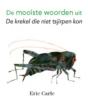Eric  Carle,Navulset Mooiste woorden Krekel (4 ex)