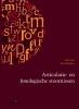Rik  Elen, Eric  Manders,Articulatie en fonologische stoornissen