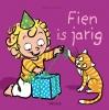 <b>Sibylle  Delacroix</b>,Fien is jarig
