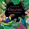 <b>ZNU</b>,Kleuren voor volwassenen - Tropical birds
