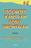 <b>Daniel  Wallace</b>,De grote kans van Edsel Bronfman