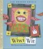 Marion  Bloem,Wiwi Wit - Het leven van een kindertand, Gouden Boekje van Marion Bloem - een vrolijk verhaal op rijm