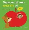 ,<b>Oeps, er zit een worm in!</b>