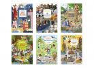 ,Pakket Leren lezen zoekboeken (6 titels)