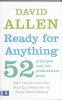 David Allen,Ready for anything