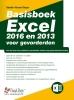 Studio Visual Steps,Basisboek Excel 2016 en 2013 voor gevorderden
