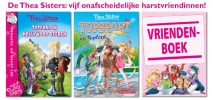 <b>Thea  Stilton</b>,Vriendschappakket: Topford in Hollywood sferen/Topsport op Topford