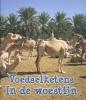 <b>Angela  Royston</b>,Voedselketens Voedselketens in de woestijn