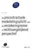 K.  Engel ,ACIS-serie De precontractuele mededelingsplicht van de verzekeringnemer in rechtsvergelijkend perspectief