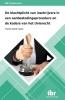 M.A.N.M.  Ophof-Copier ,De klachtplicht van inschrijvers in een aanbestedingsprocedure en de kaders van het Unierecht