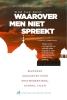 <b>Wim van Rooy</b>,Waarover men niet spreekt