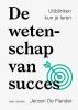Jeroen  De Flander ,De wetenschap van succes