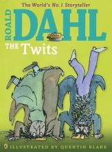 Roald Dahl,   Quentin Blake The Twits (Colour Edition)