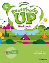 Jackson, Patrick Everybody Up: Level 4. Workbook
