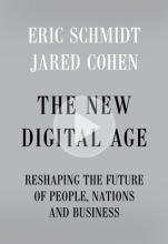 Schmidt, Eric, III The New Digital Age