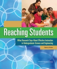 National Research Council,   Division of Behavioral and Social Sciences and Education,   Board on Science Education,   Nancy Kober Reaching Students