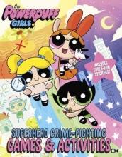 Lambert, Nancy R. Superhero Crime-fighting Games and Activities