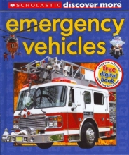 Arlon, Penelope Scholastic Discover More: Emergency Vehicles