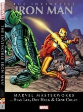 Lee, Stan  Lee, Stan,   Hartley, Al,   Hartley, Al,   Thomas, Roy,   Thomas, Roy Marvel Masterworks: The Invincible Iron Man 3