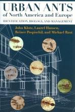 John H. Klotz,   Laurel D. Hansen,   Reiner Pospischil,   Michael Rust Urban Ants of North America and Europe