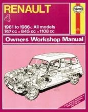 Haynes Publishing Renault 4