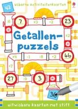 Puzzelkaarten: nummer puzzels