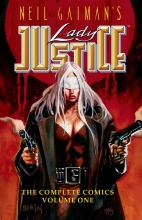 Henderson, C. J. Neil Gaiman`s Lady Justice #1