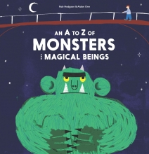 Rob Hodgson, A-Z of Monsters and Magical Beings