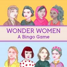 Isobel Thomas , Wonder Women Bingo