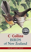 Chloe Talbot Kelly Collins Birds of New Zealand