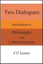 Lester, J. C. Two Dialogues