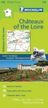 Michelin Chateaux of the Loire - Zoom Map 116