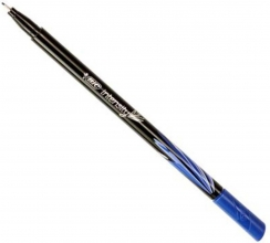 , Bic fineliner intensity blauw