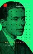 Kroll, Fredric Vor der Sintflut 1927-1933