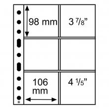 , Verzamelbandbladen grande 3/2 c 3x2 vaks