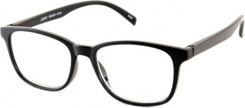 , Leesbril I Need You Lucky +2.00 dpt zwart