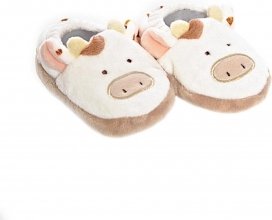 , Baby slippers cow