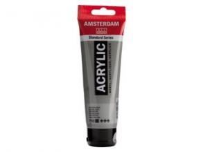 , Talens amsterdam acrylverf tube 120 ml neutraalgrijs 710