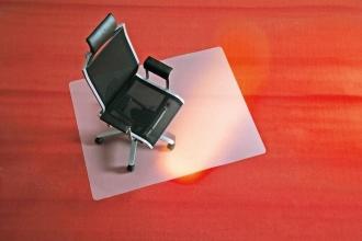 , vloermat Kangaro voor tapijt 90 x 120 cm milky voor         vloerbedekking, van PP