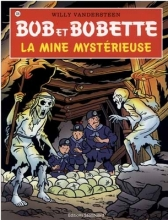 Willy  Vandersteen Bob et Bobette 226 La Mine Mysterieuse