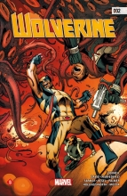 Paul  Cornell Marvel 02 Wolverine