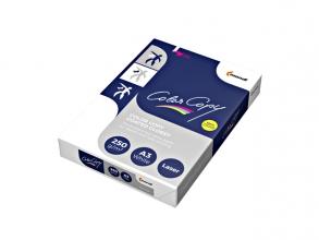 , Laserpapier Color Copy coated glossy A3 250gr wit 125vel