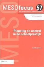 C.  Raaijmakers Planning en control in de schoolpraktijk