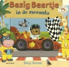 Benji Davies , Bezig Beertje in de raceauto
