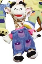 , Handpop iPockets Groep 4 giraffe