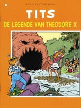 Vandersteen Willy, Dirk  Stallaert , Tits 04